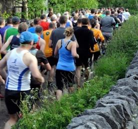 Castleton Fell Race 2017