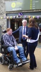 Accessibility Derbyshire & John Craven